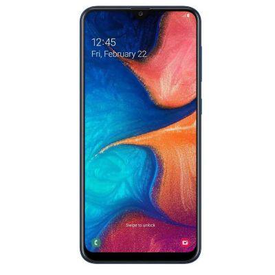 گوشی موبایل سامسونگ مدل Galaxy A20 دو سیم کارت ظرفیت 32 گیگابایت، رم 3