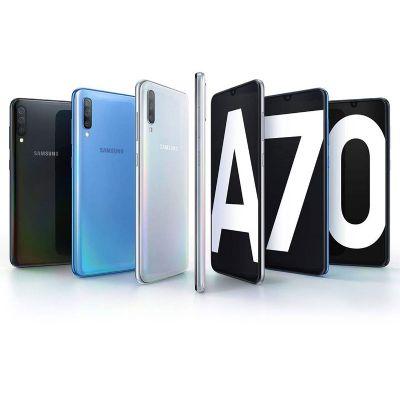 گوشی موبایل سامسونگ مدل Galaxy A70 SM-A705FN/DS دو سیم کارت 128 گیگابایت، رم 6