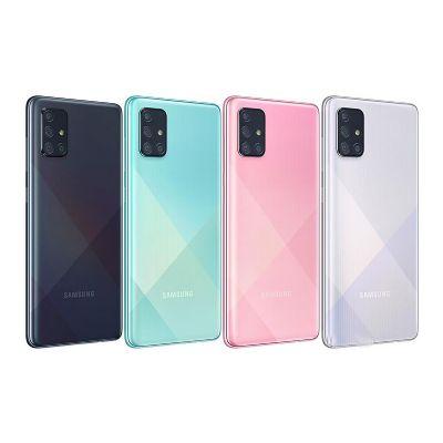 گوشی موبایل سامسونگ مدل Galaxy A71 دو سیم کارت ظرفیت 128 گیگابایت با 8 گیگابایت رم