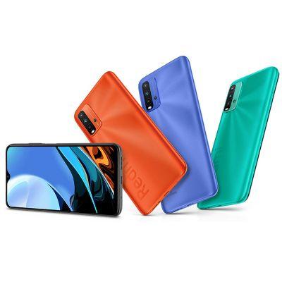 گوشی موبایل شیائومی مدل redmi 9T دو سیم کارت ظرفیت 128 گیگابایت و رم4 گیگابایت
